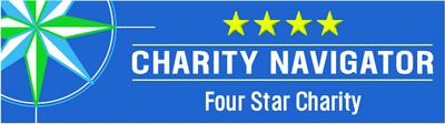 4-Star Charity Navigator Rating